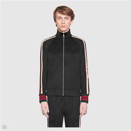 Designer Tracksuirt Marque de mode Hommes Survêtement Vestes et Pantalons Sport Sweat Casual Automne Hommes Zipper Veste et Long Pantalon M-3XL ? partir de fabricateur