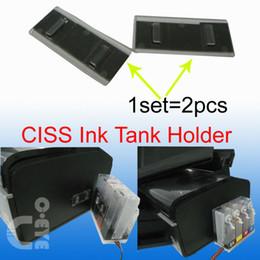 2019 hermano tanque CEYE For CANON Brother CISS CIS Sistema de tinta continuo Soporte del tanque de tinta, partes 1set = 2Pcs rebajas hermano tanque