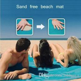 2019 tapete de jogo de tecido para crianças 200X150 cmSand Mat Livre Mat Camping Colchão De Piquenique Ao Ar Livre Verão Praia Mat Praia De Areia
