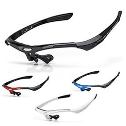 Bisiklet Bisiklet Bisiklet Gözlük Çerçevesi Kırmızı / Mavi / Siyah / Beyaz Spor Gözlük Çerçeveleri Güneş Gözlüğü Gözlük Bisiklet Gözlük Miyopi Çerçeve supplier blue black bike frames nereden mavi siyah bisiklet kasaları tedarikçiler