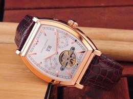 Wholesale watches men massa - Luxury Swiss Top Brand Titanium Stainless Transparent Mens Mechanical Watch Felipe Massa Flyback rubber Men Automatic Wristwatches