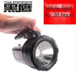 Linterna de luz fuerte LLEVÓ la linterna del reflector de la lámpara portátil de la patrulla al aire libre de la emergencia de largo alcance desde fabricantes