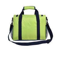 Camping thermique isotherme sacs isotherme portable sac de pique-nique fourre-tout sac à bandoulière incliné stockage isolé pour extérieur ? partir de fabricateur