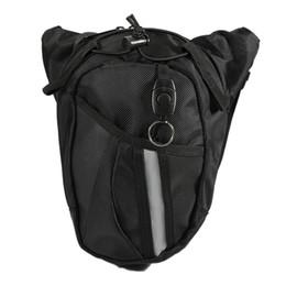 Wholesale Drop Leg Bags - New Arrival Waterproof Drop Leg Motorcycle Cycling Fanny Pack Waist Belt Bag Tool Bag Luggage outdoor Sports waist packs