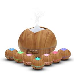 Pequeño equipo online-Grano Máquina de aromaterapia Humidificador Mini Hogar Eco amigable Escritorio Aromatherapies Lámpara Pequeño Atomizador de plástico Equipo de interior 70 2nx gg
