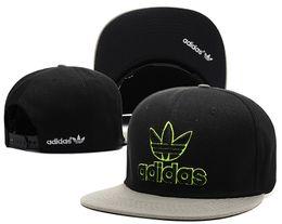 Wholesale cowboy hat fit - Cheap Wholesale 2018 New snapback Caps San Adjustable Snap Back Hats Snapbacks High Quality Women Men Sports