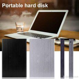 2019 внутренние жесткие диски для ноутбуков Большой емкости портативный жесткий диск USB 3.0 40 ГБ-1 ТБ хранения файлов данных HDD открытый аксессуар мобильный жесткий диск