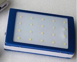 alimentation du chargeur de batterie électrique externe Promotion Alimentation mobile 10000mAH économiseur d'énergie chargeur solaire 2 ports Batterie externe Power Bank pour téléphone portable Portable