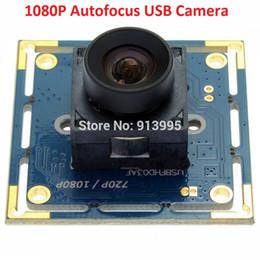 Wholesale cmos laptop - 2mp high megapixel1080p cmos OV 2710 30fps mini cctv webcam web camera module autofocus for pc computer,laptop Android
