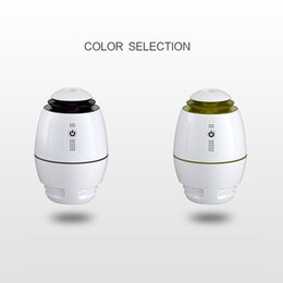 Wholesale Mini Humidifier Power - 2017 hot sale USB Powered Mini And Portable Cool Mist Car Humidifier Super Quiet