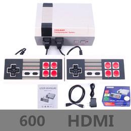 2019 neuer spielspieler 2018 NEUE CoolBaby HD HDMI Minispielkonsole für NES-Spiel-Spieler Freies DHL rabatt neuer spielspieler