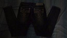 Wholesale England Women Coat - Rock Revival Style Jeans for Women Crystal Denim Pants Designer Trousers Fashion Street Styles US Size 26-36 New