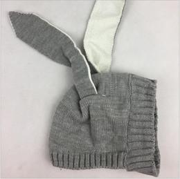 Rabatt Baby Hase Hüte 2018 Häkeln Sie Babyhäschenhüte Im Angebot