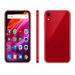 Смартфон 4g lte сотовые телефоны онлайн-В GooPhone ХС 6.1-дюймовый мобильных телефонов Андроид мобильный телефон 1 г оперативной памяти 4 г /8 г/16 ПЗУ 16Г лицо ИД MT6580P показать смартфон 4G смартфон