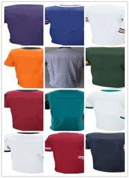 camisas feitas sob encomenda dos miúdos Desconto Novas camisas de futebol americano personalizado todas as 32 equipes costuradas regular e qualquer número de nome s-3xl ordem da mistura dos homens das crianças camisas de crianças personalizado