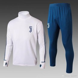 Wholesale men italian pants - TOP sale Italian national team JACKET KIT 2017 2018 JUV INTER jacket WITH PANTS BONUCCI DYBALA 17 18 AC milan jacket FULL SET SweatWEAR