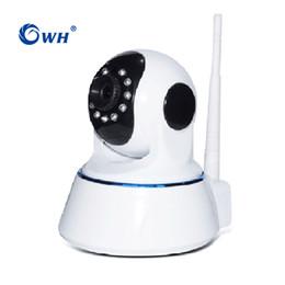 CWH 2MP 1080P Caméra WiFi sans fil IP Cam ONVIF avec RJ45 Audio Enregistrement sur carte SD Téléphone P2P APP ICSEE WX7D ? partir de fabricateur