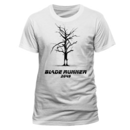 BLADE RUNNER 2049 ALBERO ufficiale film camiseta Unisex - HARRISON Gosling 2018 verano nuevos hombres algodón Camiseta de manga corta Marca desde fabricantes