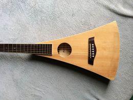 2019 voando guitarra branca Guitarra de personalidade única, vendendo guitarra acústica em forma de especial.Forma musical instrumento.Melhor preço guitarra de qualidade superior. Frete grátis
