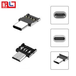 Bestsin Mini USB Adaptör Konnektör Tipi-C Mikro Usb USB Adaptörü Için OTG Adaptör Arayüzü Huawei Xiaomi LG Cep Telefonu nereden arayüz adaptörleri tedarikçiler