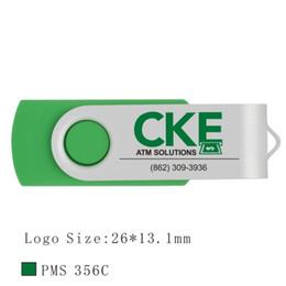 Toptan 50 adet 512 MB USB 2.0 Flash Sürücü Baskılı Özel logo Metal Döner Kazınmış PC Macbook Kalem Sürücü için Kişiselleştirin Adı Memory Stick nereden