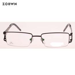 1b352525b3a New Monturas Glass for Myopia business frame Men Oculos de grau masculinos  Optical Spectacle Glasses Oculos de grau prescription