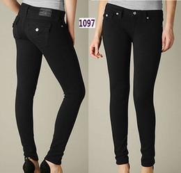 Wholesale popular jeans - 2018 Popular New Religious Jeans Women TR Jeans Stretch Jeans Designer Slim Denim Feet