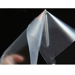 Wholesale Protection Film Vinyl - Practical Clear Car Bumper Hood Protective Film Vinyl Sticker Door Edge Paint Protection Car Styling