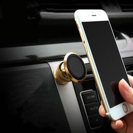 мобильные телефоны Скидка Магнитный держатель телефона автомобиля для iPhone X 8 Plus стенд 360 градусов консоли GPS автомобильный держатель для Samsung S9 Soporte Movil Auto