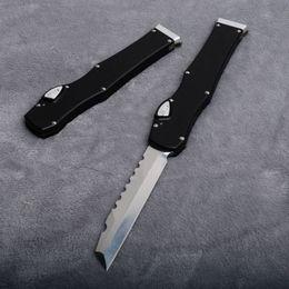 Высокий конец Halo VI Halo 6 авто тактический нож D2 атласное лезвие T6061 алюминиевая ручка EDC карманные ножи с Kydex и замок безопасности cheap lock knifes от Поставщики стопорные ножи