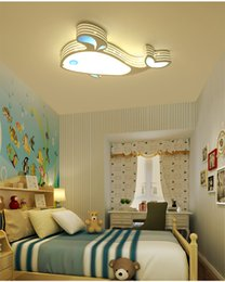 Wholesale Kids 12v - HGhomeart kids lights bedroom lighting LED Ceiling Lamp 110 ~ 220v Modern led ceiling lights for living room 24W Lamp