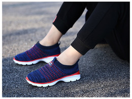 scarpe da passeggio a fondo duro Sconti Scarpe a rete Air Spring Water Quick-dry sneakers bambino a piedi scarpe sportive bambini ragazze scarpe da corsa fondo morbido antiscivolo Prodotti caldi
