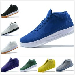 Wholesale Ad Round - 2018 Kobe 12 XII Ad Black Gold Men Basketball Shoes 12 Cheap Purple Red White Gray Blue Kobe 12s Elite Low Sport Sneakers