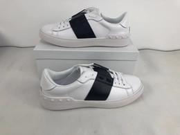 2019 резиновая балерина роскошный бренд дизайнер обувь модный бренд зашнуровать Повседневная обувь мужчины женщины обувь квартира с высоким качеством дизайнер кроссовки размер 35-46