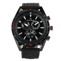 reloj de los nuevos hombres del deporte Rebajas V6 Business Watch Hot Sale New Fashion Style Hombres Luxury Brand Sport Watch Alta calidad Regalo de moda de cuarzo para hombres y niños