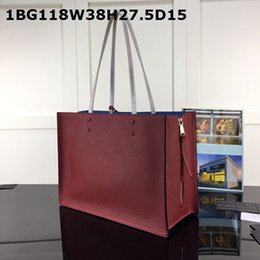 Wholesale Real Shops - Latest Women shoulder bags Arrive ! Sturdy real leather Visible Quality Eternal popular Shape casual shopping bags Large volume bags