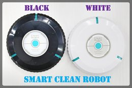 Wholesale Floor Tools - 2018 Smart Auto Robot Cleaner Mopping Vacuum Sweeper Hair Dust Killer Household Floor Carpet Rotate Cleaning Tool Free Shipping