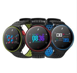 Billige uhrenarmbänder online-X2 Plus Smart Armbanduhr Pulsmesser Schrittzähler Schlaf Tracker Smart Band FitnessTracker für Android IOS iPhone Günstige DHL