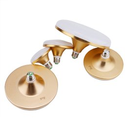 Wholesale 36w Bulb - E27 LED Bulb Light 5630SMD 220V UFO LED Lamp 12W 18W 24W 36W 50W IP60 Waterproof Dustproof Lampada Bombilla light