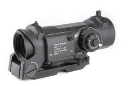 Wholesale Tactical Reticle Sight - Spina Optics Tactical Rifle Scope Quick Detachable 1x-4x Adjustable Magnified Reticle Scope Sight
