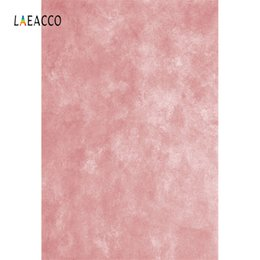 Сплошной фон онлайн-Laeacco Gradient Solid Pink Portrait Baby Children Photography Backgrounds Customized Photographic Backdrops For Photo Studio