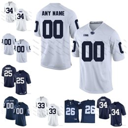 Wholesale manning bowman - NCAA Penn State Nittany Lions #45 Sean Lee 11 NaVorro Bowman 8 Allen Robinson 14 Christian Hackenberg PSU College Football Jersey Navy Blue