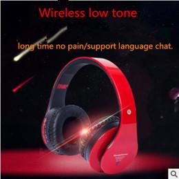 Prise en charge de la musique de jeu Bluetooth pour les écouteurs sans fil Bluetooth / carte SD avec micro pouvant être rétractable pour casque de jeu en gros ? partir de fabricateur