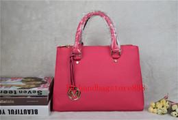 Wholesale Shoulder Tops Women - Top quality Fashion Women handbags MICHAEL KALLY famous brand flap Bag Messenger bags Purse lady saffian Shoulder clutch Killer bags 6616