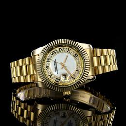 Wholesale Mesh Watches - Relojes 2017 Mens Watches Luxury Fashion Stainless Steel Mesh Men's Quartz Wrist Watches Male Wristwatches relogios masculino YB