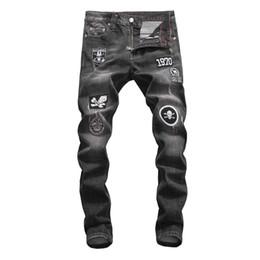 Мужские джинсы онлайн-2018 последние модные высококачественные джинсы PH модные джинсы мужские джинсы PP