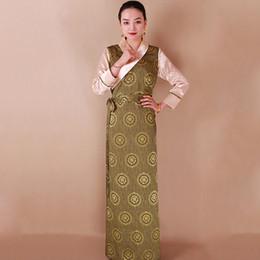 Patrones mujer vestido bordado