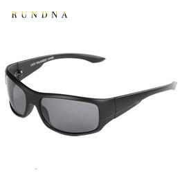8929eb0ffed lentille de golf Promotion RUNDNA Polarized Sport lunettes de soleil  Cyclisme En Plein Air Vélo Lunettes