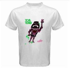 YO LA TENGO tee indie rock grubu Sz S M L XL 2XL 3XL müzik T-shirt supplier indie rock shirts nereden indie rock gömlekleri tedarikçiler