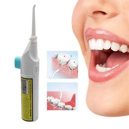 Neueste Kollektion Von Tragbare Oral Dental Irrigator Power Floss Wasser Flosser Jet Waterpik Reinigung Zahn Mund Prothese Reiniger Irrigator Der Oral Reinigungswerkzeuge Für Den Haushalt
